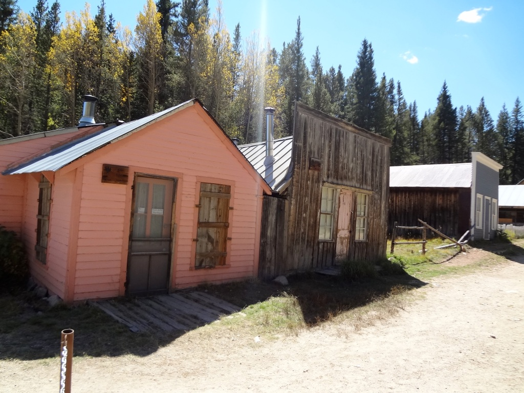 Ghost Towns Colorado